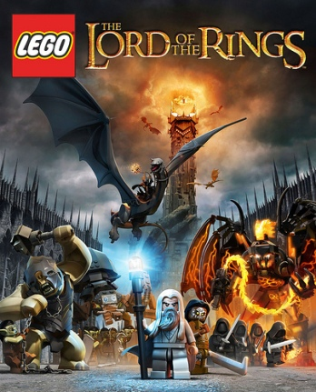 Lego® Lord of the Rings Launch items