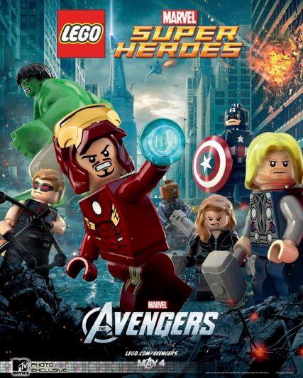 Marvel Avengers series Launch Item