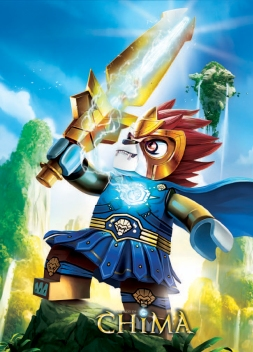 Lego® Chima new product launch